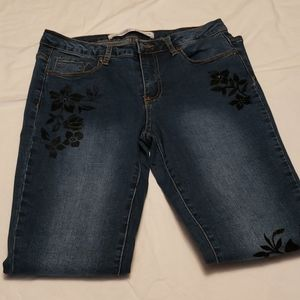 Absolutely Famous Blue Jeans Size 6